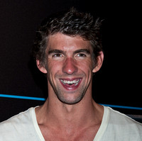 09/17/2011 - Michael Phelps Hosts The Pool