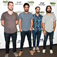 06/19/2014 - Young The Giant Visit Radio 1045