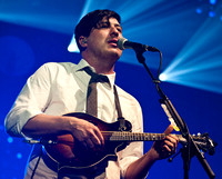 02/17/2013 - Mumford & Sons Perform at The Susquehanna Bank Center