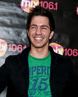 02/09/2012 - Andy Grammer Visits Mix 106
