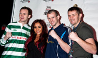 01/27/2012 - Snooki and The Hyland Brothers