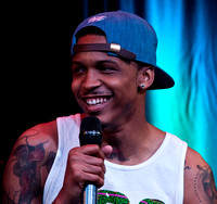 05/31/2013 - August Alsina Visits Power 99
