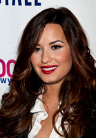 10/21/2011 - Demi Lovato Attends Z100's Jingle Ball 2011 Official Kick Off Party