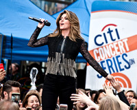 "JUNE 16, 2017: Shania Twain Performs on NBC's ""Today"" Show"