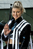 "SEPTEMBER 22, 2017: Fergie Performs on NBC's ""Today"" Show"