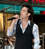 "08/26/2011 - Train Perform on NBC's ""Today"" Show"