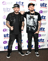 08/21/2014 - The Madden Brothers Visit Q102