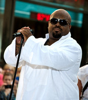 "07/22/2011 - Cee Lo Green Performs on NBC's ""Today"" Show"