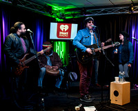 11/14/2013 - Rusted Root Visit Radio 1045