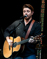 "08/26/2011 - Chris Young Performs on FOX's ""FOX & Friends"" Show"