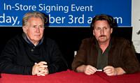 "10/03/2011 - Martin Sheen and Emilio Estevez Promote ""The Way"""
