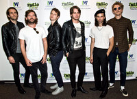 SEPTEMBER 18, 2017: Foster the People Visit Radio 1045