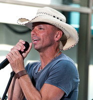 "06/22/2012 - Kenny Chesney Performs on NBC's ""Today"" Show"
