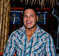 09/16/2011 - Ronnie Ortiz Magro Hosts Bamboo Bar