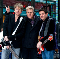 "11/21/2011 - Rascal Flatts Perform on NBC's ""Today"" Show"