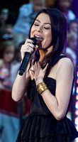 "09/06/2010 - Miranda Cosgrove Performs on NBC's ""Today"" Show"